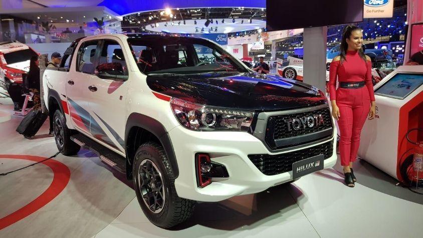 Toyota Hilux GR Sport จากสำนักแต่ง Gazoo Racing