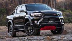 Toyota พิจารณาแผนพัฒนา Hilux รุ่นแรงเพื่อแข่งกับ Ford Ranger Raptor