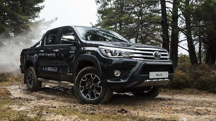 Toyota เปิดตัว HiLux Invincible 50 Chrome ฉลอง 5 ทศวรรษลุยตลาดยุโรป