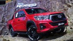 TIME2017: ชมคันจริง Toyota Hilux Revo ROCCO รุ่นพิเศษบึกบึนจากโรงงาน กับค่าตัวเริ่มต้น 8.99 แสนบาท
