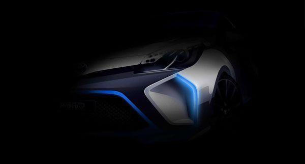 Toyota Hybrid-R รถต้นแบบพัฒนาบนพื้นฐานของ Yaris