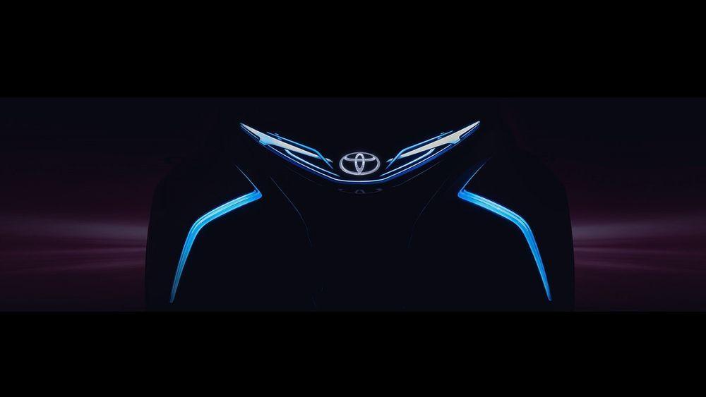 Toyota ปล่อยทีเซอร์ i-TRIL รถต้นแบบซิตี้คาร์พลังไฟฟ้า