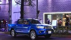 Toyota นำเข้ารถกระบะ Hilux จากไทย หวนคืนทำตลาดญี่ปุ่น