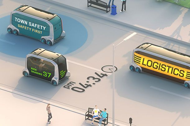 Toyota หารือ Uber ร่วมกันพัฒนารถขับขี่อัตโนมัติ