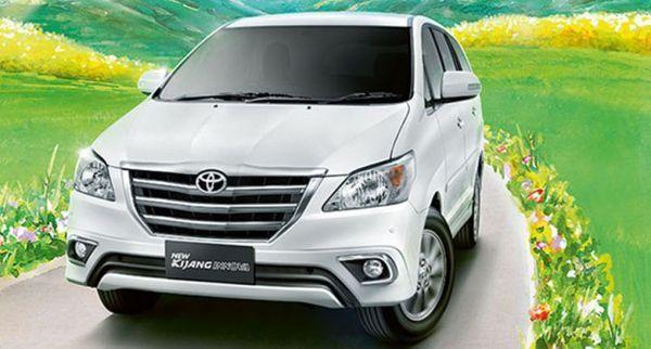ใครออกแบบ? Toyota Innova รุ่นไมเนอร์เชนจ์เปิดตัวในอินโดนีเซีย