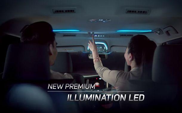 ยลความหรูหราในห้องโดยสาร Toyota Innova ก่อนเปิดตัวศุกร์นี้ (30 กันยายน)