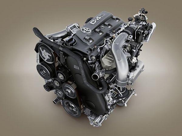 เปิดสเปกเครื่องยนต์ดีเซลตระกูล GD รุ่นใหม่ของ Toyota Hilux Revo