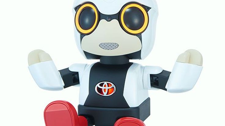 ญี่ปุ๊น ญี่ปุ่น Toyota เปิดตัวหุ่นยนต์ Kirobo Mini พูดคุยกับคนได้ด้วยการอ่านสีหน้า
