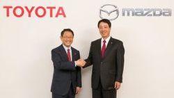 Toyota จับมือ Mazda ก่อตั้งโรงงานแห่งใหม่ร่วมกันในสหรัฐอเมริกา