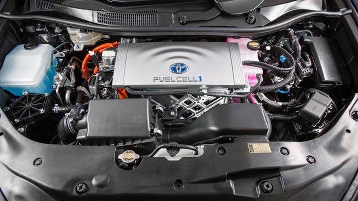 Mazda เตรียมขยายความร่วมมือกับ Toyota พัฒนารถไฮโดรเจนฟิวเซล