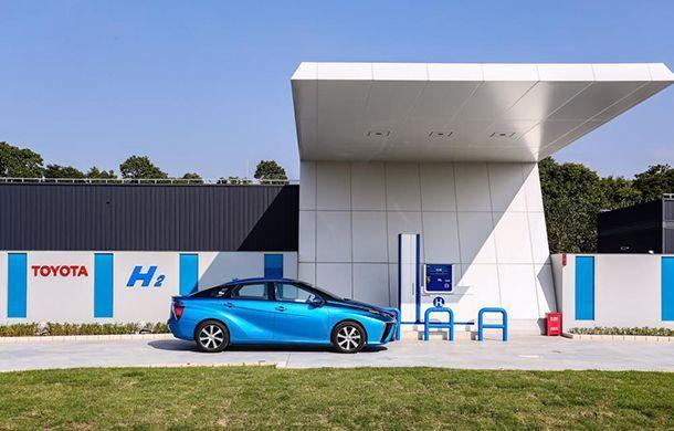 Toyota เร่งเครื่องแผนพัฒนาระบบขับเคลื่อนไฟฟ้า เน้นตลาดจีน