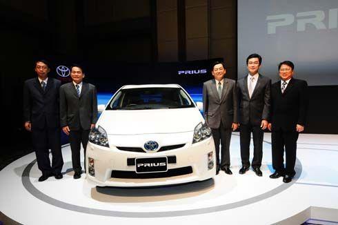 Toyota พร้อมผลิตและจำหน่าย Prius เจนเนอเรชั่นที่ 3 ในไทย เริ่มเดินเครื่องพฤศจิกายนนี้