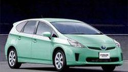 Toyota Prius MPV พร้อมเปิดตัวในฐานะ Concept Car ที่งาน 2011 Detroit Auto Show