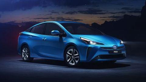 2019 Toyota Prius เปิดตัวที่งาน  Los Angeles Motor show