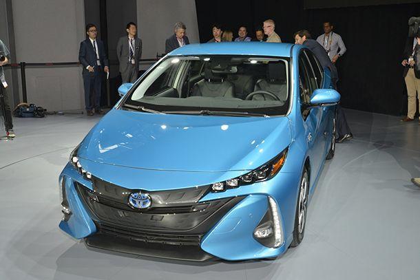 Toyota Prius Prime รั้งเบอร์หนึ่งรถไฮบริดที่ขายดีที่สุดในโลก