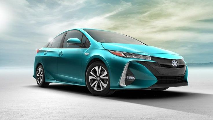 Toyota Prius Prime เวอร์ชั่นปลั๊กอินไฮบริดเปิดตัวเน้นความประหยัด