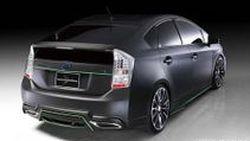 Toyota Prius เผยความดุดันในดีไซน์ใหม่รอบคัน โดยสำนัก Wald International