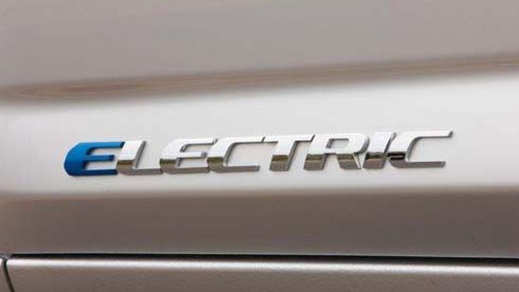 ทีเซอร์ Toyota RAV4 EV รุ่นปี 2013 ก่อนเปิดตัวที่สหรัฐอเมริกา 7 พฤษภาคมนี้