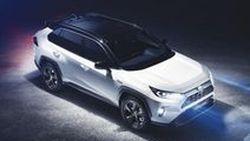 Toyota RAV4 SUV เปิดตัวแล้วที่ 2018 New York Motor Show