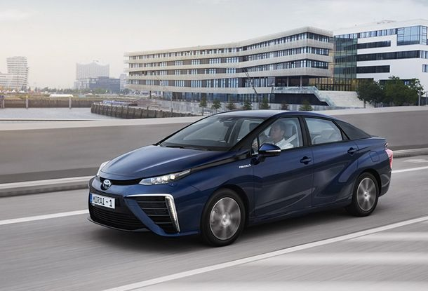 Toyota เรียกคืนรถไฮโดรเจน Mirai จากปัญหาพลังงานไฟฟ้า