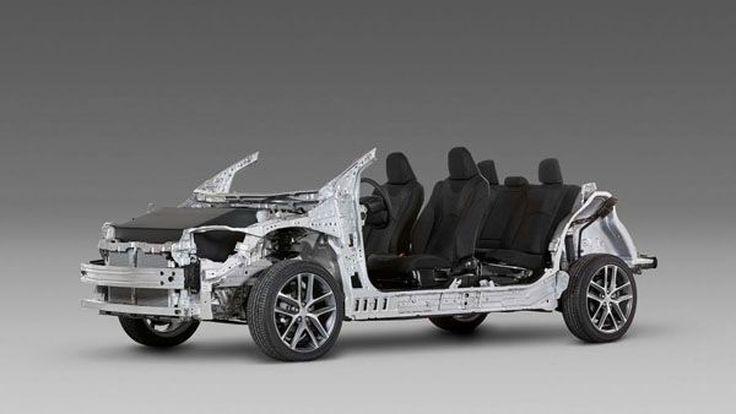 Toyota เปิดตัวแพลทฟอร์มใหม่ TNGA ใช้ได้ตั้งแต่รถคอมแพกต์ยันฟูลไซส์