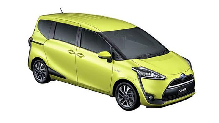 Toyota Sienta จ่อลุยตลาดเมืองไทย คาดเคาะ 8-9 แสนบาท