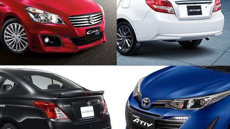 Toyota Sienta ท้าชนคู่แข่งร่วมเซกเมนท์ Honda Mobilio / Suzuki Ertiga