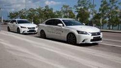 ระบบขับขี่ไร้คนขับอัตโนมัติจาก Toyota เริ่มทดสอบกันแล้ว