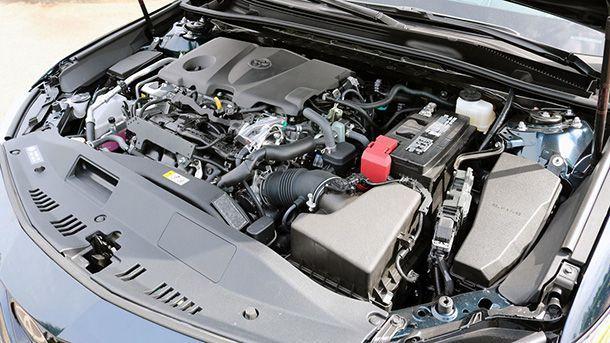 Toyota ยังคงยึดมั่นเครื่องยนต์แบบไร้ระบบอัดอากาศ