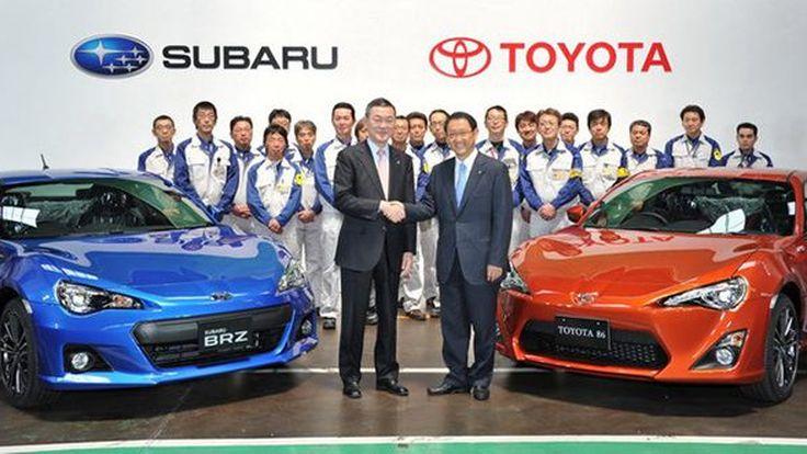 เผยผลสำรวจ ลูกค้ามีความภักดีต่อแบรนด์ Toyota-Subaru มากที่สุด