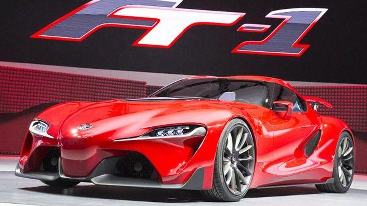 Toyota Supra ใหม่จะใช้เครื่องยนต์ 2.0 ลิตรของ BMW พ่วงระบบ Supercapacitors