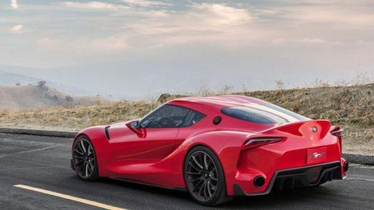 """Toyota ต่อการอายุทะเบียนการค้าชื่อ """"Supra"""" แล้ว เปิดตัวแน่ต้นปี 2016"""