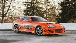 สุดยอด! เปิดประมูล Toyota Supra จาก Fast And Furious ภาคแรก