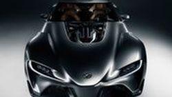 """Toyota ชี้ชื่อรุ่น """"Supra"""" เหมาะสมที่สุดสำหรับรถสปอร์ตรุ่นใหม่"""