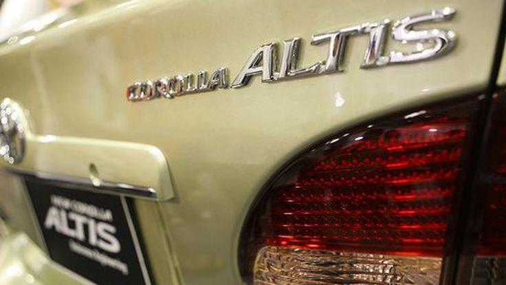 Toyota ประเทศไทย เรียกคืน Camry, Altis หลังพบปัญหา Airbag