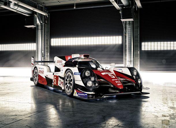 Toyota เตรียมส่งรถแข่งคันที่สามชิงแชมป์ Le Mans 24 Hours