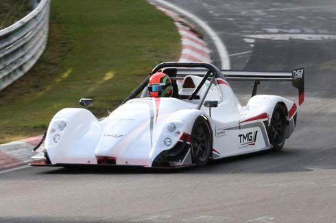 เร็วจัด! Toyota TMG EV P002 รถพลังงานไฟฟ้า ทุบสถิติสนาม Nurburgring