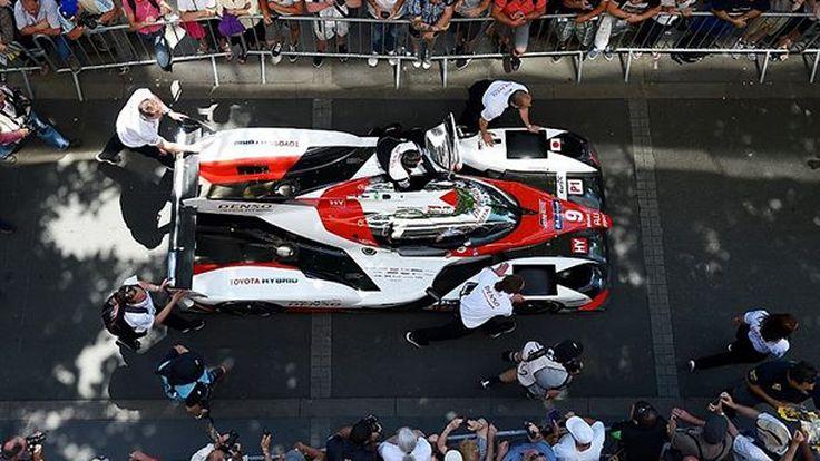 Toyota โวลั่น กลับมาคว้าแชมป์ Le Mans 24 Hours ปีหน้า