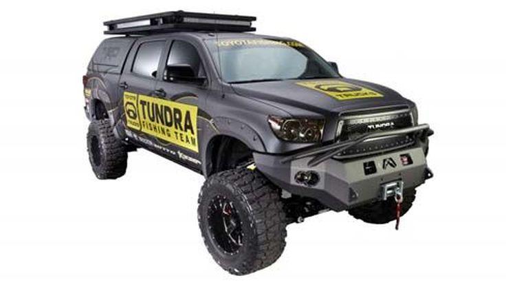 Toyota Tundra Pro Bass Anglers รถกระบะสำหรับคนรักการผจญภัย