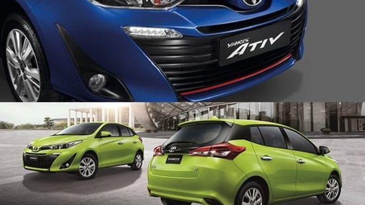 เปิดราคา Toyota Yaris ATIV และ Yaris หลังหมดโปรฯ เริ่ม 4.79 และ 4.89 แสนบาท