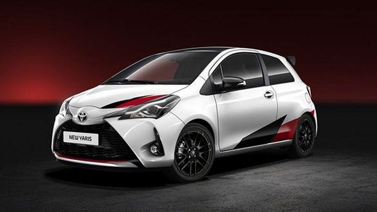 ยลโฉม Toyota Yaris GRMN ขุมพลัง 1.8 ลิตรพ่วงซูเปอร์ชาร์จ