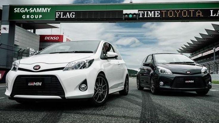 กลบกระแส Yaris Eco เพราะน่าขับกว่า กับ Toyota Yaris GRMN Turbo version