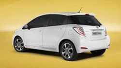 Toyota Yaris Trend 2013 ยาริสเวอร์ชั่นยุโรป ปรับเล็กเพิ่มความสปอร์ต