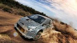 Toyota Yaris WRC พร้อมเต็มที่ลุยแรลลี่ฤดูกาล 2017