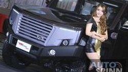 ไทยรุ่ง เปิดตัวรถตรวจการณ์รุ่นใหม่อย่าง ทีอาร์ ทรานส์ฟอเมอร์ 2 คาดเป้า 200 คัน สวนกระแสชะลอตัวของตลาดรถยนต์