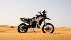 Triumph Tiger Tramontana สไตล์ Dakar อาจบอกใบ้ถึงอนาคตรถรุ่นใหม่ของค่าย