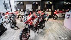 """""""ดอม"""" ทุ่ม 60 ล้านปรับโฉมโชว์รูม Triumph ควบลุย MV Agusta ในไทย"""