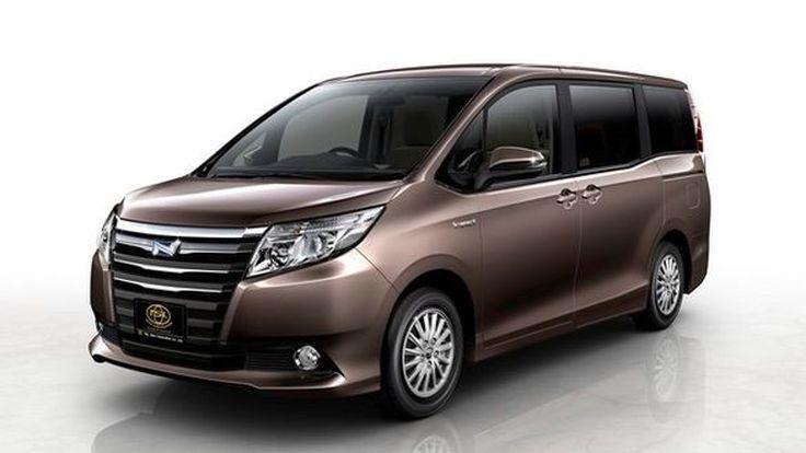 TSL ส่ง Toyota Noah และ Toyota Voxy เอาใจคนรักครอบครัวใหม่