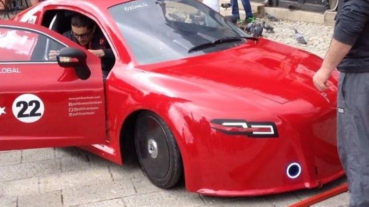ตรุกี เปิดตัวคอนเซปต์คาร์พลังงานไฟฟ้ารุ่นใหม่ เผยจะเป็นรถที่สมบูรณ์แบบกว่า ''เทสล่า''
