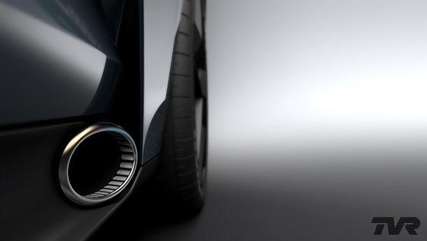 TVR เตรียมเปิดตัวรถสปอร์ตรุ่นใหม่ ขุมพลังวี8 ทะยาน 322 กม.ต่อชม.